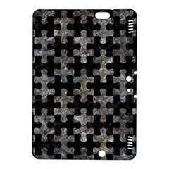 Puzzle1 Black Marble & Gray Stone Kindle Fire Hdx 8 9  Hardshell Case