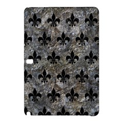 Royal1 Black Marble & Gray Stone Samsung Galaxy Tab Pro 10 1 Hardshell Case