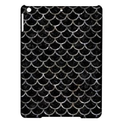 Scales1 Black Marble & Gray Stone Ipad Air Hardshell Cases