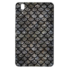 Scales1 Black Marble & Gray Stone (r) Samsung Galaxy Tab Pro 8 4 Hardshell Case