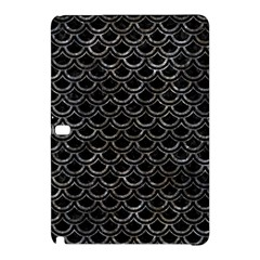 Scales2 Black Marble & Gray Stone Samsung Galaxy Tab Pro 12 2 Hardshell Case