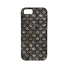 Scales2 Black Marble & Gray Stone (r) Apple Iphone 5 Classic Hardshell Case (pc+silicone)