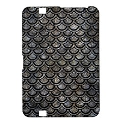 Scales2 Black Marble & Gray Stone (r) Kindle Fire Hd 8 9