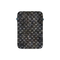 Scales2 Black Marble & Gray Stone (r) Apple Ipad Mini Protective Soft Cases
