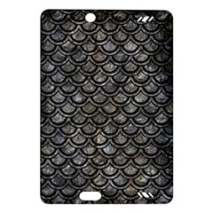 Scales2 Black Marble & Gray Stone (r) Amazon Kindle Fire Hd (2013) Hardshell Case