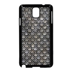 Scales2 Black Marble & Gray Stone (r) Samsung Galaxy Note 3 Neo Hardshell Case (black)