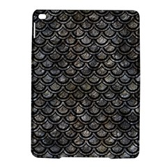 Scales2 Black Marble & Gray Stone (r) Ipad Air 2 Hardshell Cases