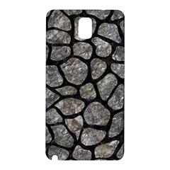 Skin1 Black Marble & Gray Stone Samsung Galaxy Note 3 N9005 Hardshell Back Case