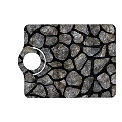 Skin1 Black Marble & Gray Stone Kindle Fire Hd (2013) Flip 360 Case