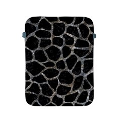 Skin1 Black Marble & Gray Stone (r) Apple Ipad 2/3/4 Protective Soft Cases
