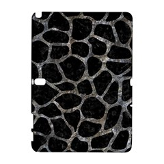 Skin1 Black Marble & Gray Stone (r) Galaxy Note 1