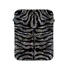 Skin2 Black Marble & Gray Stone (r) Apple Ipad 2/3/4 Protective Soft Cases