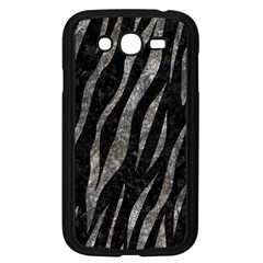 Skin3 Black Marble & Gray Stone Samsung Galaxy Grand Duos I9082 Case (black)