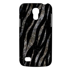 Skin3 Black Marble & Gray Stone Galaxy S4 Mini