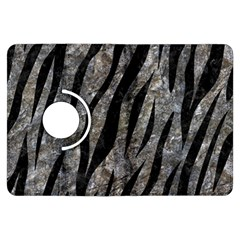 Skin3 Black Marble & Gray Stone (r) Kindle Fire Hdx Flip 360 Case