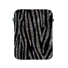 Skin4 Black Marble & Gray Stone (r) Apple Ipad 2/3/4 Protective Soft Cases