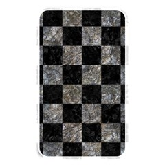 Square1 Black Marble & Gray Stone Memory Card Reader