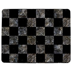 Square1 Black Marble & Gray Stone Jigsaw Puzzle Photo Stand (rectangular)