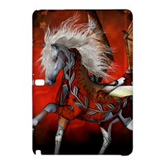 Awesome Steampunk Horse With Wings Samsung Galaxy Tab Pro 12 2 Hardshell Case