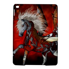 Awesome Steampunk Horse With Wings Ipad Air 2 Hardshell Cases