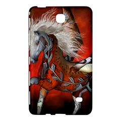 Awesome Steampunk Horse With Wings Samsung Galaxy Tab 4 (7 ) Hardshell Case