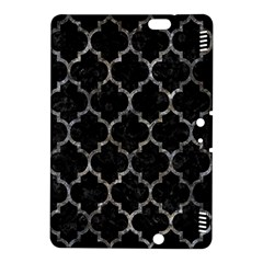 Tile1 Black Marble & Gray Stone Kindle Fire Hdx 8 9  Hardshell Case