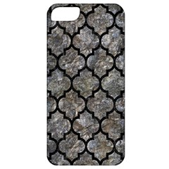 Tile1 Black Marble & Gray Stone (r) Apple Iphone 5 Classic Hardshell Case