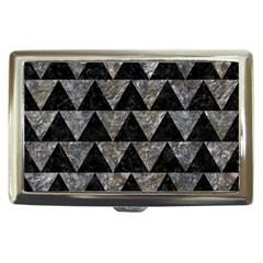 Triangle2 Black Marble & Gray Stone Cigarette Money Cases
