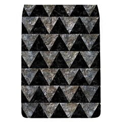 Triangle2 Black Marble & Gray Stone Flap Covers (s)