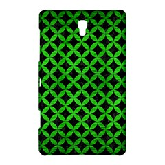 Circles3 Black Marble & Green Brushed Metal Samsung Galaxy Tab S (8 4 ) Hardshell Case
