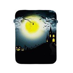 Halloween Landscape Apple Ipad 2/3/4 Protective Soft Cases
