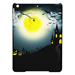 Halloween Landscape Ipad Air Hardshell Cases
