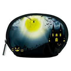 Halloween Landscape Accessory Pouches (medium)