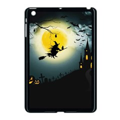 Halloween Landscape Apple Ipad Mini Case (black)