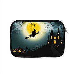 Halloween Landscape Apple Macbook Pro 15  Zipper Case
