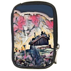 Modern Abstract Painting Compact Camera Cases
