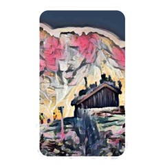 Modern Abstract Painting Memory Card Reader