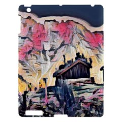 Modern Abstract Painting Apple Ipad 3/4 Hardshell Case