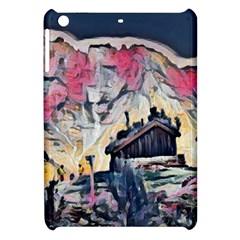 Modern Abstract Painting Apple Ipad Mini Hardshell Case