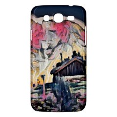 Modern Abstract Painting Samsung Galaxy Mega 5 8 I9152 Hardshell Case
