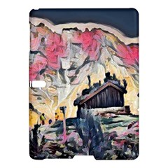 Modern Abstract Painting Samsung Galaxy Tab S (10 5 ) Hardshell Case