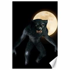 Werewolf Canvas 24  X 36