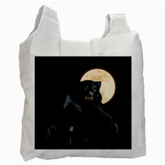 Werewolf Recycle Bag (two Side)