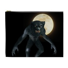 Werewolf Cosmetic Bag (xl)