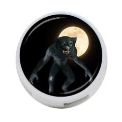 Werewolf 4 Port Usb Hub (two Sides)