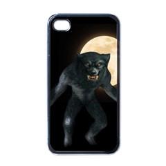 Werewolf Apple Iphone 4 Case (black)