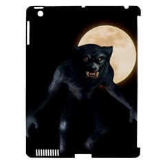 Werewolf Apple Ipad 3/4 Hardshell Case (compatible With Smart Cover)