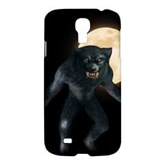 Werewolf Samsung Galaxy S4 I9500/i9505 Hardshell Case