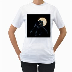 Werewolf Women s T Shirt (white)