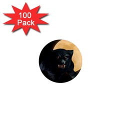 Werewolf 1  Mini Magnets (100 Pack)